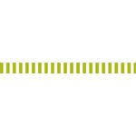 Bella Blvd - Decorative Tape - Pickle Juice Stripe