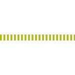 Bella Blvd - Decorative Tape - Pickle Juice Stripe