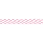 Bella Blvd - Decorative Tape - Cotton Candy Chevron