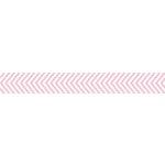 Bella Blvd - Decorative Tape - Cotton Candy Chevron