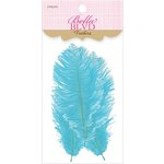 Bella Blvd - Feathers - Ice