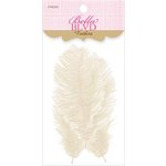 Bella Blvd - Feathers - Cream