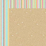 Bella Blvd - Sand and Surf Collection - 12 x 12 Double Sided Paper - GPS