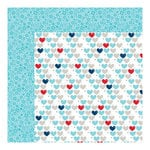 Bella Blvd - All American Collection - 12 x 12 Double Sided Paper - American Pride