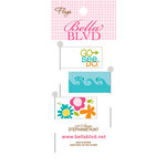 Bella Blvd - Sand and Surf Collection - Flags