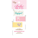 Bella Blvd - Engaged At Last Collection - Flags - Engagement