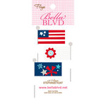 Bella Blvd - All American Collection - Flags - Icons