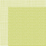 Bella Blvd - Sophisticates Collection - 12 x 12 Double Sided Paper - Freestyle Pickle Juice