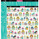 Bella Blvd - Snapshots Collection - 12 x 12 Double Sided Paper - Pajama Day