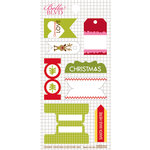 Bella Blvd - Christmas Countdown Collection - Tabs
