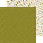 Bella Blvd - Hello Autumn Collection - 12 x 12 Double Sided Paper - Time to Rake