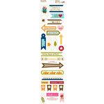 Bella Blvd - Hello Autumn Collection - Cardstock Stickers - Trinkets