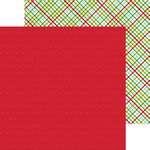 Bella Blvd - Christmas Cheer Collection - 12 x 12 Double Sided Paper - Jingle All the Way