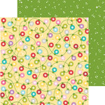 Bella Blvd - Christmas Cheer Collection - 12 x 12 Double Sided Paper - Making Spirits Bright