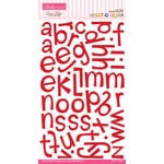 Bella Blvd - Amorie Alpha Collection - Ciao Chip - Self Adhesive Chipboard - McIntosh