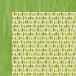 Bella Blvd - Campout Collection - 12 x 12 Double Sided Paper - In the Woods
