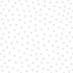 Bella Blvd - Color Chaos Collection - Clear Cuts - 12 x 12 Transparency - White Confetti