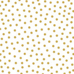 Bella Blvd - Color Chaos Collection - Clear Cuts - 12 x 12 Transparency - Metallic Gold Confetti