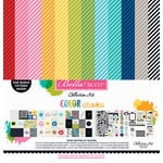 Bella Blvd - Color Chaos Collection - 12 x 12 Collection Kit