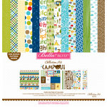 Bella Blvd - Campout Collection - 12 x 12 Collection Kit
