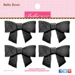 Bella Blvd - Color Chaos Collection - Bella Bows - Oreo Black