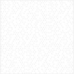 Bella Blvd - Color Chaos Collection - Clear Cuts - 12 x 12 Transparency - Stars White