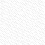 Bella Blvd - Color Chaos Collection - Clear Cuts - 12 x 12 Transparency - Hearts White