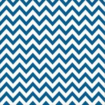 Bella Blvd - Color Chaos Collection - Clear Cuts - 12 x 12 Transparency - Chevies Blueberry