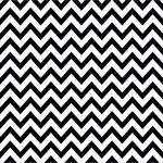 Bella Blvd - Color Chaos Collection - Clear Cuts - 12 x 12 Transparency - Chevies Black