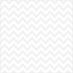 Bella Blvd - Color Chaos Collection - Clear Cuts - 12 x 12 Transparency - Chevies White