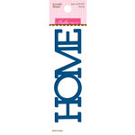 Bella Blvd - Acrylic Words - Home