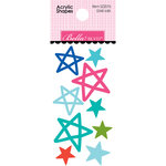 Bella Blvd - Splash Zone Collection - Acrylic Shapes - Star Mix
