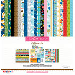 Bella Blvd - Let's Go On An Adventure Collection - 12 x 12 Collection Kit