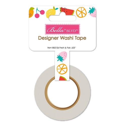 Bella Blvd - Squeeze The Day Collection - Washi Tape - Fresh and Fab