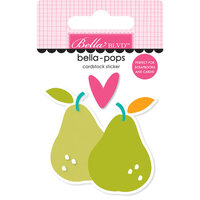 Bella Blvd - Squeeze The Day Collection - Stickers - Bella Pops - Pearfect