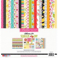 Bella Blvd - Squeeze The Day Collection - 12 x 12 Collection Kit