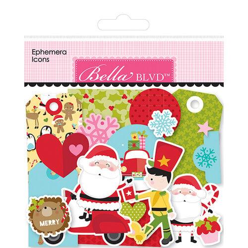 Bella Blvd - Santa Squad Collection - Ephemera - Icons