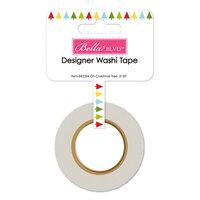 Bella Blvd - Santa Squad Collection - Washi Tape - Oh Christmas Tree