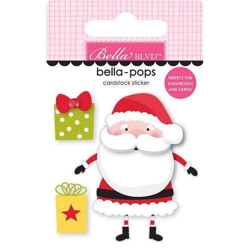 Bella Blvd - Santa Squad Collection - Stickers - Bella Pops - S Is For Santa