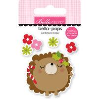 Bella Blvd - Santa Squad Collection - Stickers - Bella Pops - Hedge Hugs