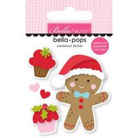 Bella Blvd - Santa Squad Collection - Stickers - Bella Pops - Spread Some Cheer