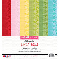 Bella Blvd - Santa Squad Collection - Besties - 12 x 12 Paper Pack