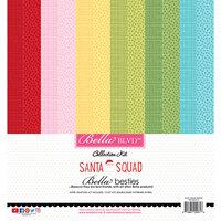 Bella Blvd - Santa Squad Collection - Besties - 12 x 12 Paper Pack