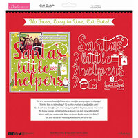 Bella Blvd - Santa Squad Collection - Cut Outs - Little Helpers