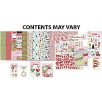 Bella Blvd - Santa Stops Here Collection - 12 x 12 Value Bundle