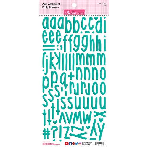 Bella Blvd - Besties Collection - Puffy Stickers - Aria Alpha - Gulf