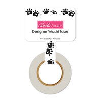 Bella Blvd - Cooper Collection - Washi Tape - Paw Prints