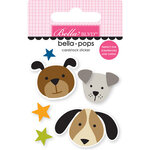 Bella Blvd - Cooper Collection - Stickers - Bella Pops - Pups