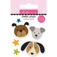 Bella Blvd - Cooper Collection - Stickers - Bella Pops - Pups