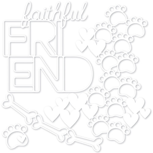 Bella Blvd - Cooper Collection - Cut Outs - Faithful Friend